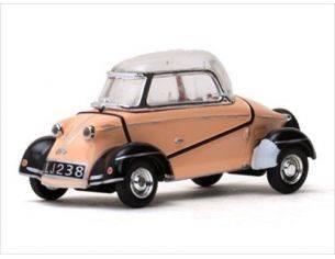 Vitesse VE29003 MESSERSCHMITT TG500 1958 PINK/BLACK 1:43 Modellino