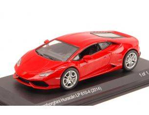 White Box WB504 LAMBORGHINI HURACAN LP610-4 2014 RED 1:43 Modellino