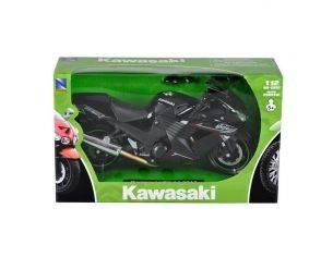 New Ray NY57433 KAWASAKI NINJA  ZX-14 2011 BLACK 1:12 Modellino