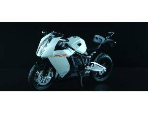 AUTOMAXX 6006 KTM RC8 WHITE 1/12 Modellino Moto