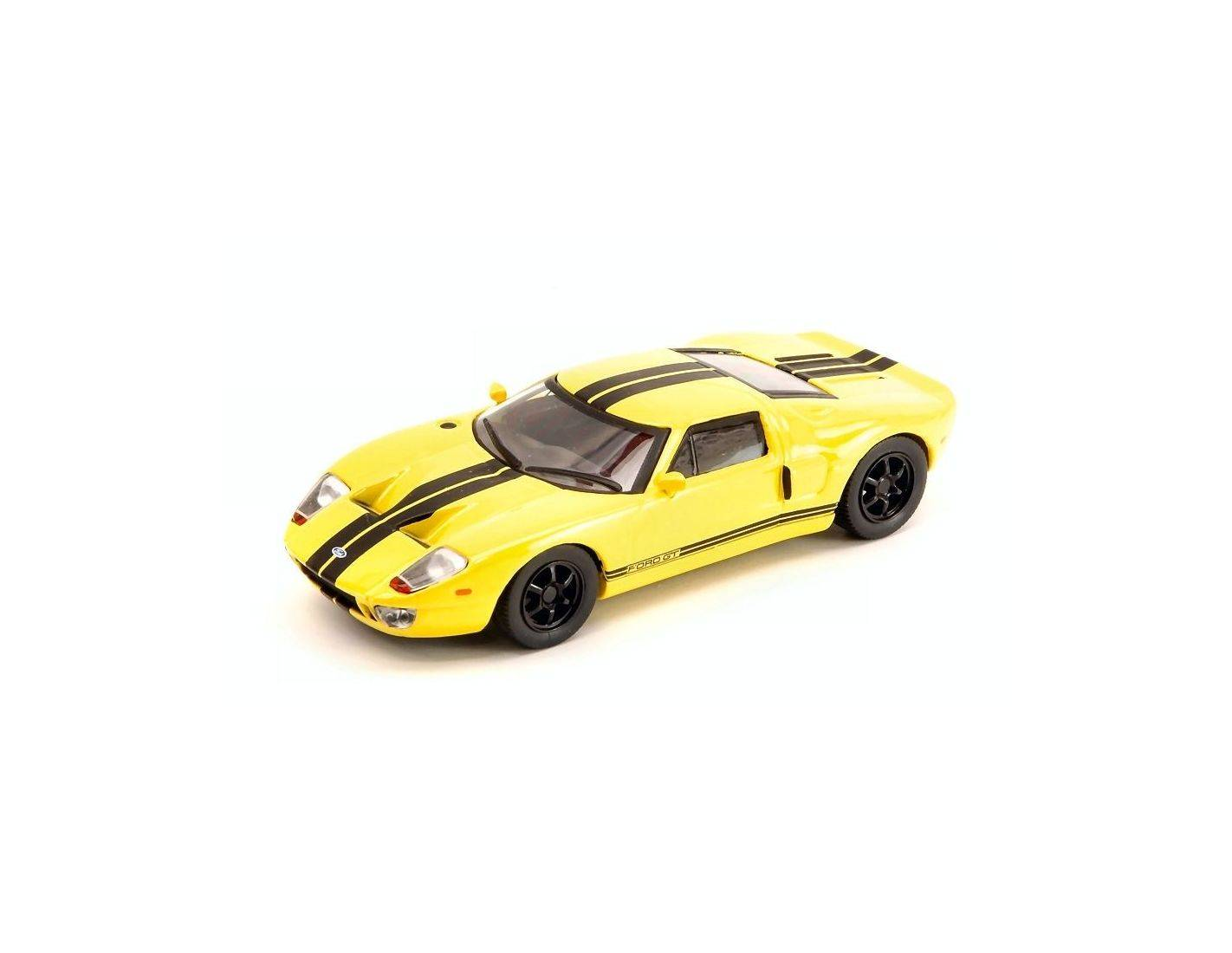 Solido SL4400300 FORD GT YELLOW 1:43 Modellino