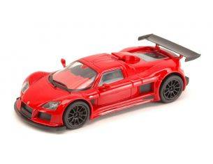 Solido SL4400200 GUMPERT APOLLO RED 1:43 Modellino