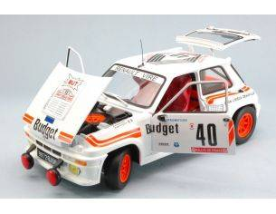 Universal Hobbies UH4543 RENAULT 5 TURBO N.40 16th TOUR DE CORSE 1984 P.THOMASSE-N.GORREGUES 1:18 Modellino