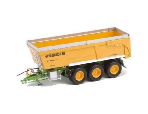 Agritec Model 201.4 JOSKIN CARGO 7500/25 BC150 1/32 Modellino