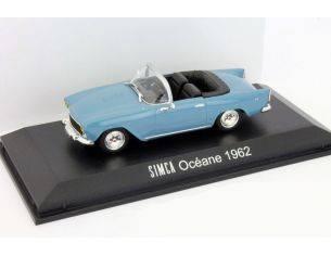 Norev 574323 SIMCA Ocèane 1962 SKY BLUE 1/43 Modellino