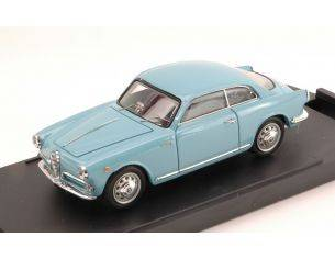 Bang BG7152 ALFA ROMEO GIULIETTA SPRINT 1954 LIGHT BLUE 1:43 Modellino