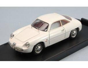 Bang BG7161 ALFA ROMEO GIULIETTA SZ STREET 1960 WHITE 1:43 Modellino
