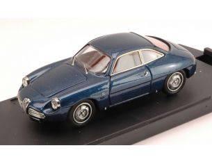 Bang BG7162 ALFA ROMEO GIULIETTA SZ STREET 1960 BLUE 1:43 Modellino