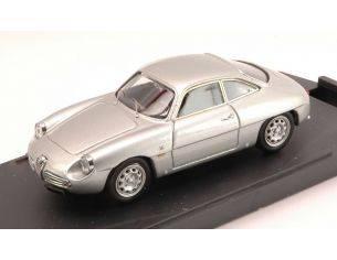 Bang BG7163 ALFA ROMEO GIULIETTA SZ 1960 SILVER 1:43 Modellino