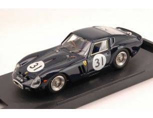 Bang BG7239 FERRARI 250 GTO N.31 WINNER SILVERSTONE 1962 MIKE PARKES 1:43 Modellino