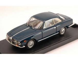 Bang BG7222 ALFA ROMEO 2000 SPRINT STREET 1960 BLUE 1:43 Modellino