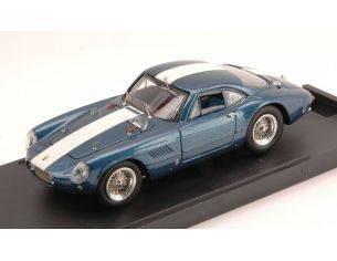Bang BG7194 FERRARI 250 GT SPERIMENTALE PRESENTAZIONE NART 1962 METALLIC BLUE 1:43 Modellino