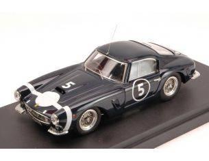 Bang BG7318 FERRARI 250 GT SWB N.5 WINNER NASSAU T.TROPY 1960 STIRLING MOSS 1:43 Modellino
