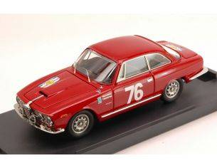 Bang BG7276 ALFA ROMEO 2600 SPRINT N.76 RETIRED TOUR DE FRANCE 1963 VIDILLES-TH.1:43 Modellino
