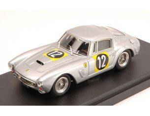 Bang BG7328 FERRARI 250 GT SWB N.12 4th JAPAN GP 1963 P.DUMAY 1:43 Modellino
