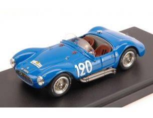 Bang BG7324 MASERATI A 6 N.120 6th TOUR DE FRANCE 1954 ESTAGER-PROTO 1:43 Modellino