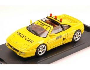 Bang BG8036 FERRARI 355 GTS PACE CAR MISANO 1996 1:43 Modellino