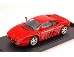 Bang BG8005 FERRARI 348 GTB STREET 1994 RED 1:43 Modellino