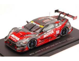 Ebbro EB45277 NISSAN GT-R N.1 4th Rd.4 FUJI 2015 S.GT500 T.MATSUDA-R.QUINTARELLI 1:43 Modellino