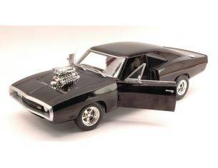 Hot Wheels HWCMC97 DODGE CHARGER 1970 FAST & FURIOUS 1:18 Modellino