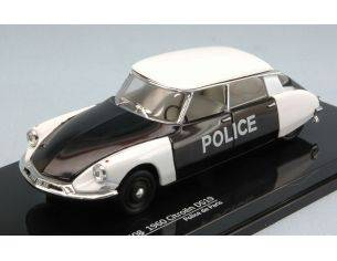 Vitesse VE23508 CITROEN DS 19 1960 POLICE DE PARIS 1:43 Modellino