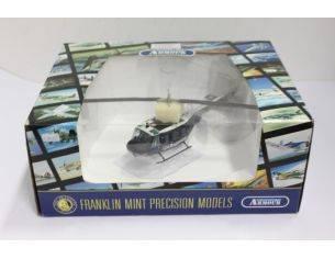 Franklin B11E339 UH-1 HUEY CARABINIERI SPEC. 1:48 Modellino Scatola Rovinata