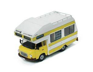 IST Models IST298 BARKAS B1000 1973 YELLOW WOHNMOBIL 1:43 Modellino