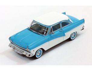 PremiumX PRD388 FORD TAUNUS 17M 1957 LIGHT BLUE/WHITE 1:43 Modellino