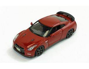 PremiumX PRD517 NISSAN GT-R BLACK EDITION 2015 RED 1:43 Modellino