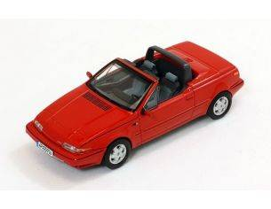 PremiumX PRD447 VOLVO 480 TURBO CABRIOLET 1990 RED 1:43 Modellino