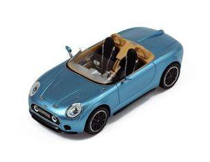 Protar PR0480 MINI SUPERLEGGERA VISION CONCEPT 2014 BLUE 1:43 Modellino
