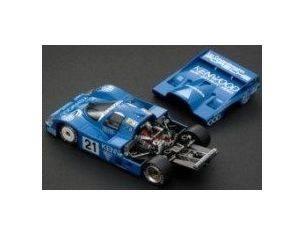 Hpi Racing HP0941 PORSCHE 956 LH N.21 1983 Le Mans 1:43 Modellino