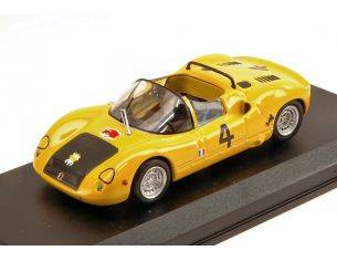 Best Model BT9610 ABARTH 1000 SP N.4 BASSANO-MONTEGRAPPA 1970 M.BALDO 1:43 Modellino