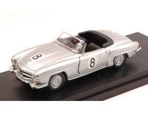 Rio RI4485 MERCEDES 190 SL N.8 WINNER GP MACAU 1956 D.STEANE 1:43 Modellino