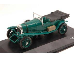 White Box WB171 BENTLEY 3 LITRE 1924 RHD GREEN 1:43 Modellino