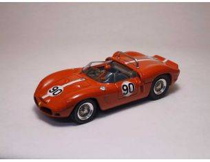Art Model AM0090 FERRARI DINO 196SP N.90 15th (2nd CLASS) NASSAU  1963 B.GROSSMAN 1:43 Modellino