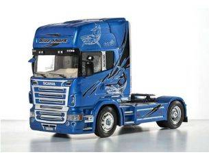 Italeri IT3873 SCANIA R620 BLUE SHARK KIT 1:24 Modellino