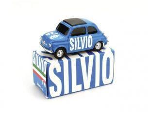 Brumm BMBR005-01 FIAT 500 SILVIO 2008 1:43 Modellino