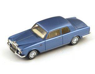 Spark Model S3815 BENTLEY T1 COUPE' JAMES YOUNG 1967 METALLIC BLUE 1:43 Modellino