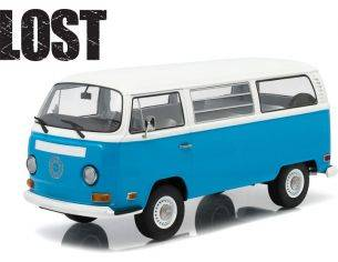 Greenlight GREEN19011 VW BUS T2B 1971 LOST TV SERIES 2004-2010 ARTISAN COLLECTION 1:18 Modellino