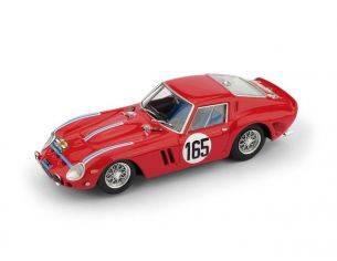 Brumm BM0566 FERRARI 250 GTO N.165 WINNER TOUR DE FRANCE 1963 J.GUICHET-J.BEHRA 1:43 Modellino