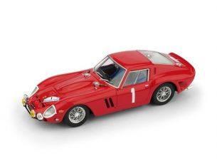 Brumm BM0563 FERRARI 250 GTO N.1 RALLY NEIGE ET GLACE 1964 GUICHET-CLEMENT 1:43 Modellino