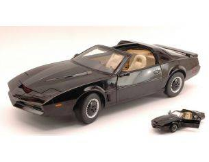 Hot Wheels HWBLY60 K.I.T.T. KNIGHT INDUSTRIES TWO THOUSAND KNIGHT RIDER 1:18 Modellino