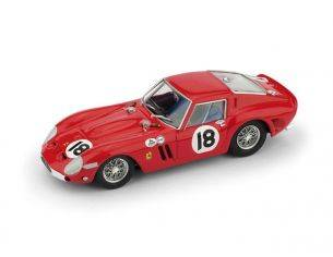 Brumm BM0565 FERRARI 250 GTO N.18 WINNER 3H DAYTONA 1963 PEDRO RODRIGUEZ 1:43 Modellino