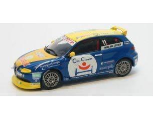 Spark Model S0483 A.ROMEO 147 GTA CUP N.11 2003 1:43 Modellino