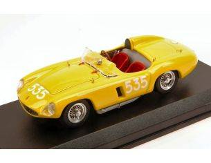 Art Model AM0332 FERRARI 500 MONDIAL N.535 RETIRED MILLE MIGLIA 1956 G.CASAROTTO 1:43 Modellino