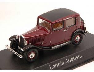 Norev NV781031 LANCIA AUGUSTA 1933 MAROON/BLACK 1:43 Modellino