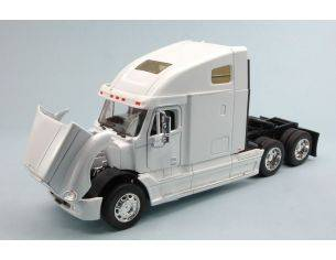 Welly WE2620W CAMION FREIGHTLINER COLUMBIA WHITE 1:32 Modellino