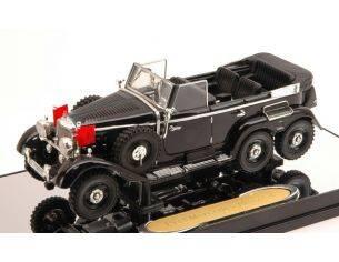 Signature SIGN43706BK MERCEDES G4 OPEN 1938 BLACK 1:43 Modellino