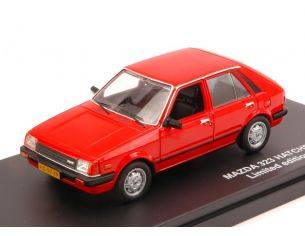 Triple 9 T9-43056 MAZDA 323 HATCHBACK 1982 RED 1:43 Modellino